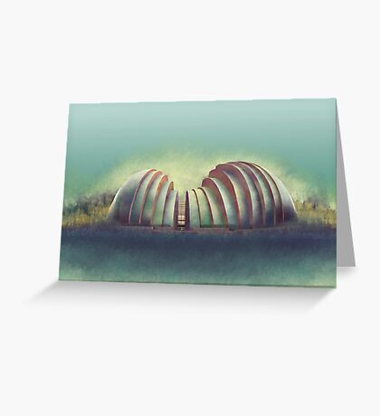 Kauffman Center for the Performing Arts (Kansas City, MO) Greeting Card