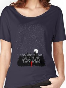 Twenty One Pilots - Trees Women's Relaxed Fit T-Shirt