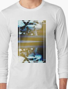 CRA Flight Deck 1 Cool Long Sleeve T-Shirt