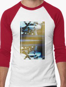 CRA Flight Deck 1 Cool Men's Baseball ¾ T-Shirt