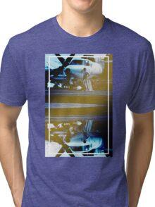 CRA Flight Deck 1 Cool Tri-blend T-Shirt