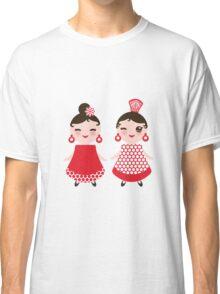 Flamenco girls Classic T-Shirt