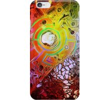 A Secret Whispered In Ears of Three Artists iPhone Case/Skin