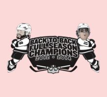 Back to Back Full Season Champions - Cartoon Kids Clothes