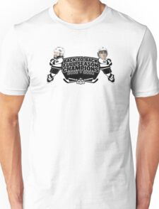 Back to Back Full Season Champions - Cartoon Unisex T-Shirt