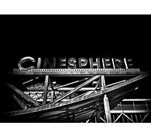 Ontario Place Cinesphere 1 Toronto Canada Photographic Print
