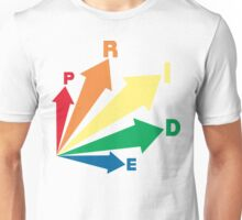 all signs point to... pride! Unisex T-Shirt