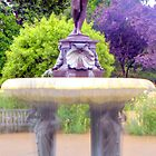 Huntress Fountain by JohnYoung