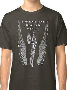 biker : bicycle adrenaline Classic T-Shirt