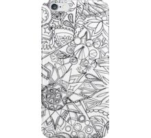 Line Work iPhone Case/Skin