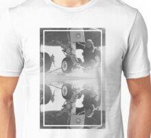 CRA Flight Deck 2 Gray Unisex T-Shirt