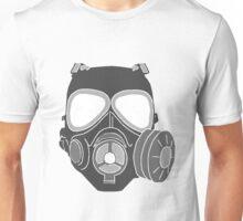Graffiti Gas Mask Unisex T-Shirt