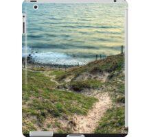 Cliffside Path. iPad Case/Skin