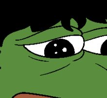 Spike Spiegel Pepe Sticker