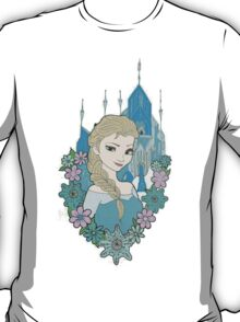 Elsa, Frozen T-Shirt