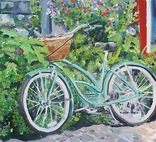 Summer Pedals by Juliane Porter