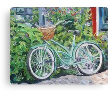 Summer Pedals Canvas Print