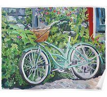 Summer Pedals Poster