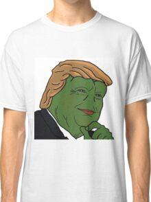 Trump Pepe Classic T-Shirt