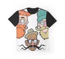 Hipsters Graphic T-Shirt