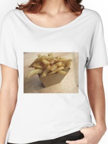 Hot Chips for Cold Days Women's Relaxed Fit T-Shirt