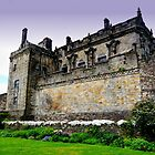 Stirling Castle Scotland by Forfarlass