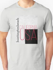 huntington beach California USA Unisex T-Shirt