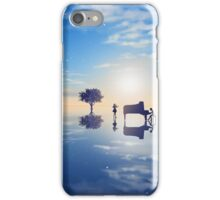 Your Lie In April Silhouette iPhone Case/Skin