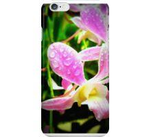 orchi flower fenthico iPhone Case/Skin