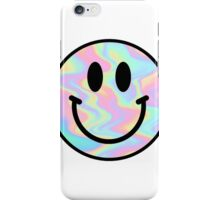 Smiley Face Trippy iPhone Case/Skin