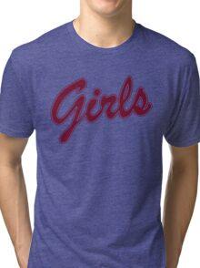 FRIENDS GIRLS SWEATSHIRT Tri-blend T-Shirt