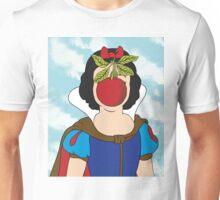 SNOW MAGRITTE Unisex T-Shirt
