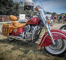Vintage Indian by barkeypf
