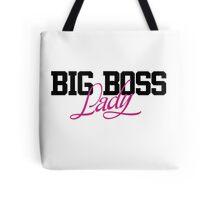 Big boss Lady Tote Bag