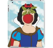 SNOW MAGRITTE iPad Case/Skin