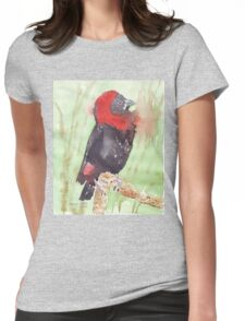 The Red Bishop 2 Womens Fitted T-Shirt