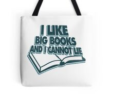 Big books Tote Bag