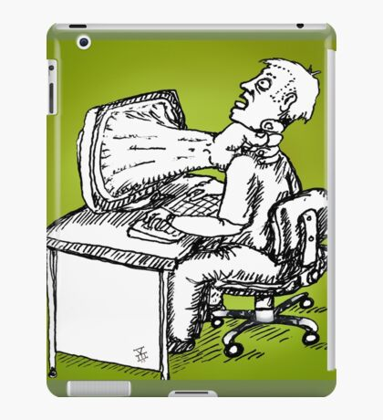 No Caption Needed iPad Case/Skin