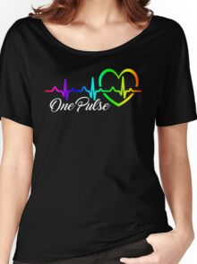 One Pulse Orlando Strong Women's Relaxed Fit T-Shirt