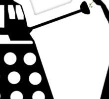 Dalek Stasis Theory Sticker