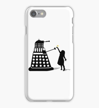 Dalek Stasis Theory iPhone Case/Skin