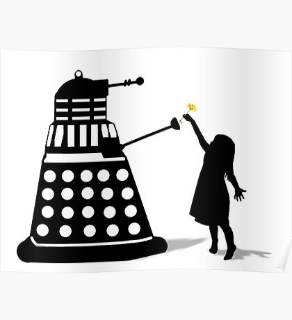 Dalek Stasis Theory Poster