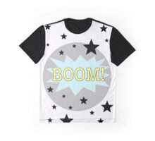 Batman - Boom Graphic T-Shirt
