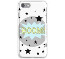 Batman - Boom iPhone Case/Skin