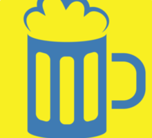 Certified beer taster Sticker