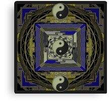 THE GOLDEN ONE 1 Canvas Print