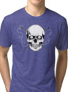 Sew n Bones Tri-blend T-Shirt