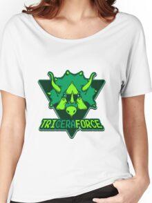 Triceraforce Women's Relaxed Fit T-Shirt