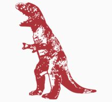 Big Bang Theory - Sheldon Dinosaur T-rex by tvmovietvshirt
