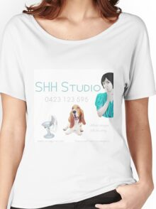 Where images tell the story... Women's Relaxed Fit T-Shirt